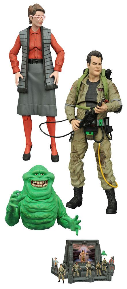 Ghostbusters Select Pack 3 Action Figures Series 3 18 cm