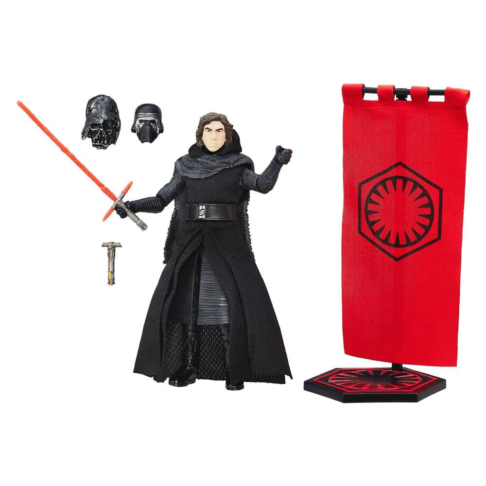 Star Wars Episode VII Black Series Action Figure Kylo Ren 2016 Excl. 15 cm