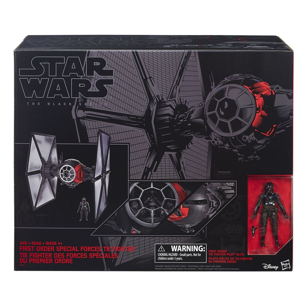 Star Wars Episode VII Black Series Vehicle 2015 First Order Special 65 cm