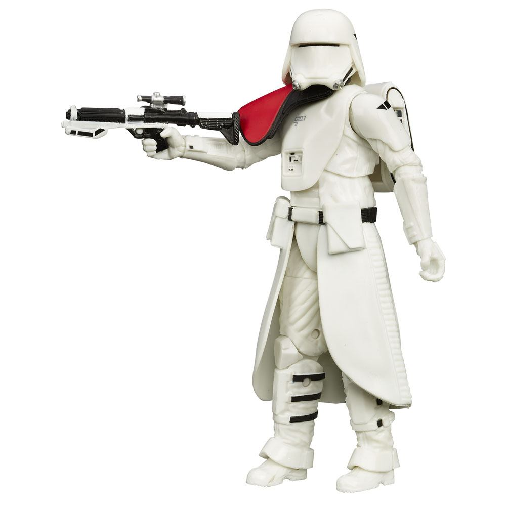 Star Wars Episode VII Black Series AF 2015 First Order Snowtrooper Officer