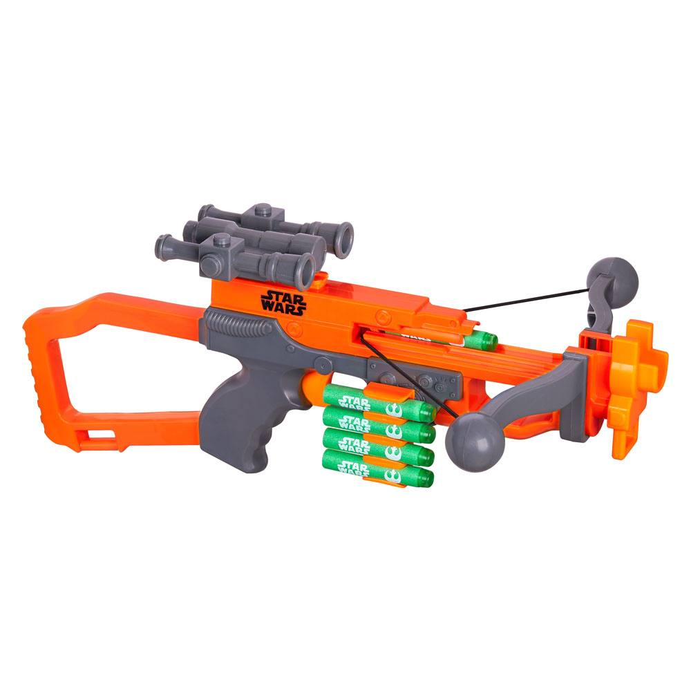 Star Wars Episode VII NERF Chewbacca Bowcaster