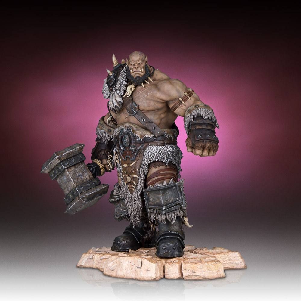Warcraft The Beginning Statue Ogrim 33 cm