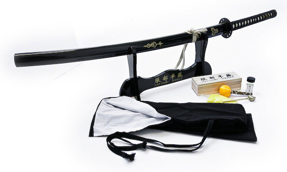 Kill Bill Replica 1:1 Hattori Hanzo Sword