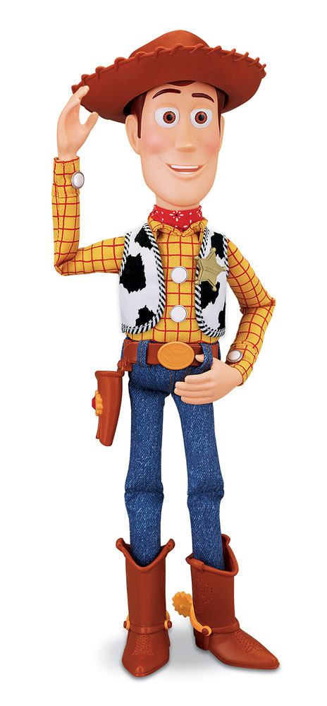 Toy Story Action Figure Woody 37 cm