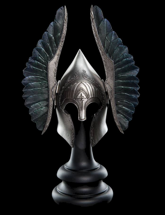 Lord of the Rings Replica 1/4 Gondor Kings Guard Helm 18 cm