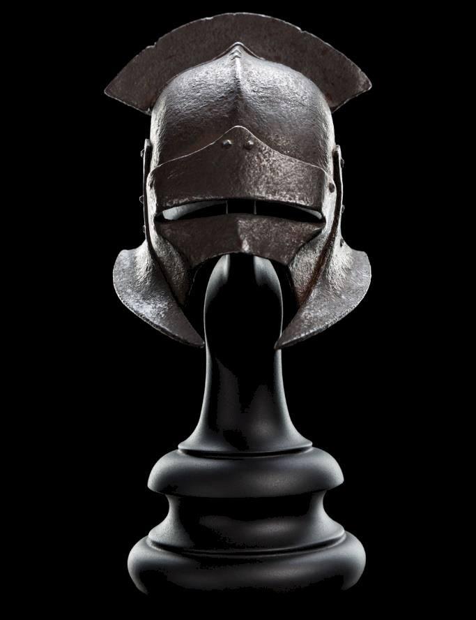 Lord of the Rings Replica 1/4 Uruk-Hai Swordsman Helm 18 cm