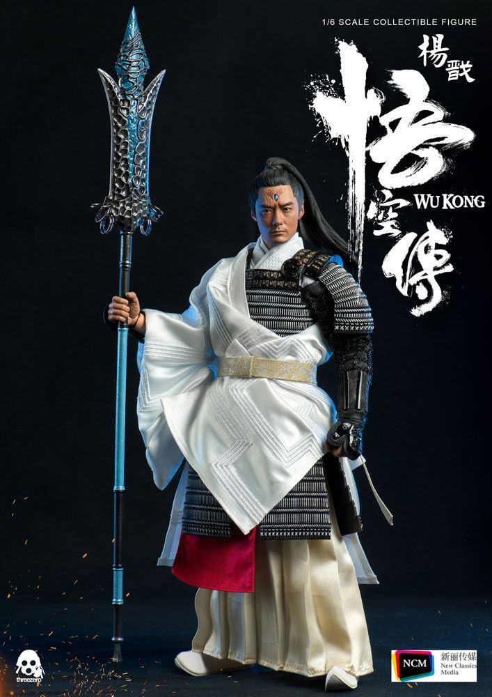 Wu Kong Action Figure 1/6 Yang Jian 30 cm