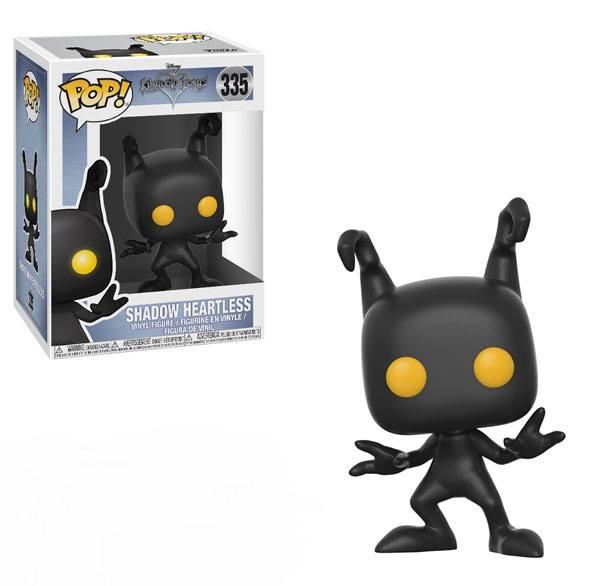Kingdom Hearts POP! Disney Figures Heartless 10 cm