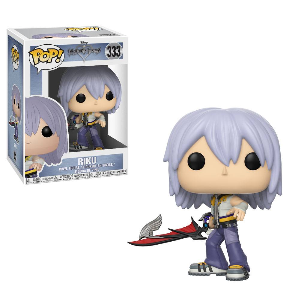 Kingdom Hearts POP! Disney Vinyl Figure Riku 10 cm