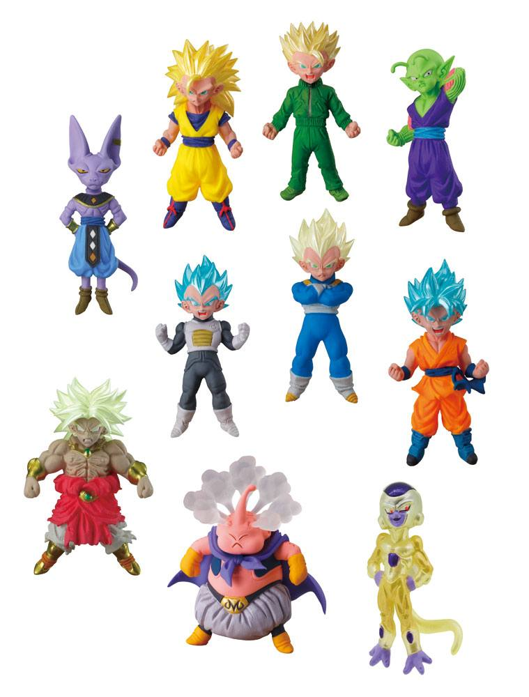 Dragonball Super Collectable Figures 5 cm Display Mystery box Vol. 1