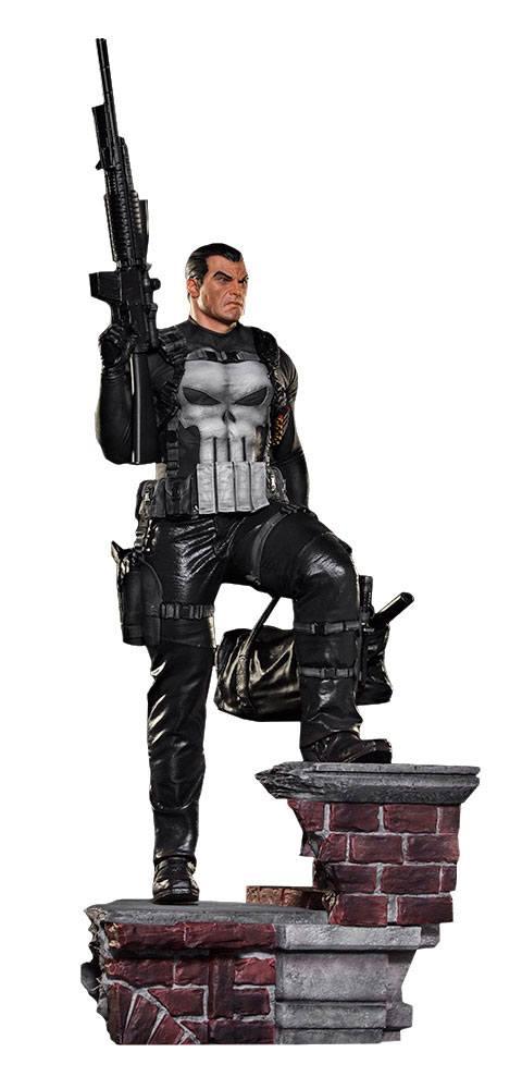 Marvel Comics Legacy Replica Statue 1/4 The Punisher 71 cm