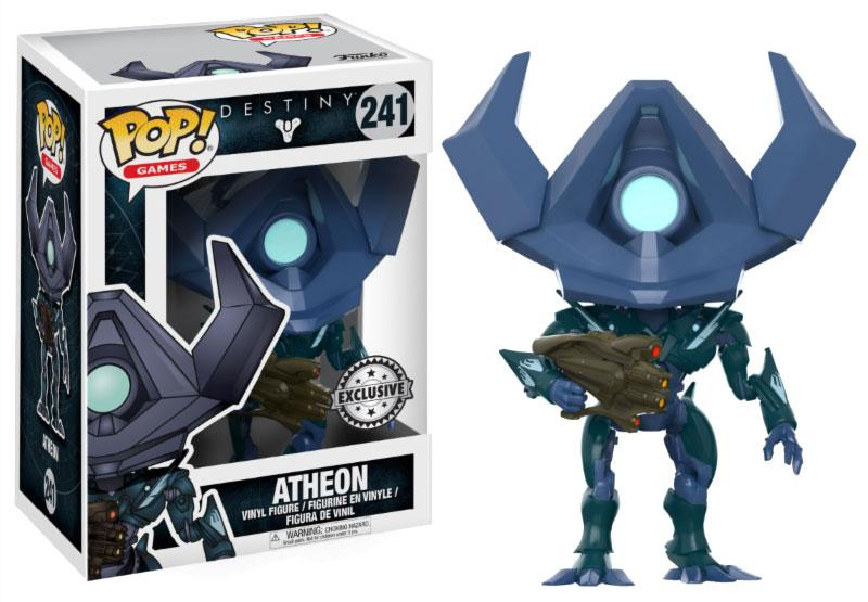 Pop! Games: Destiny- Atheon Vinyl Figure 10 cm