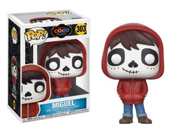 Coco POP! Movies Figures Miguel Vinyl Figure 10 cm