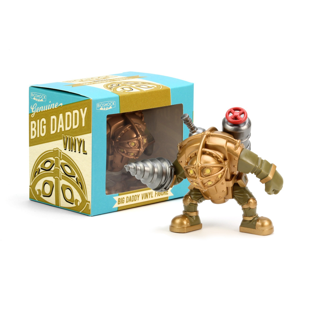 Bioshock: Big Daddy Vinyl Figure 11 cm