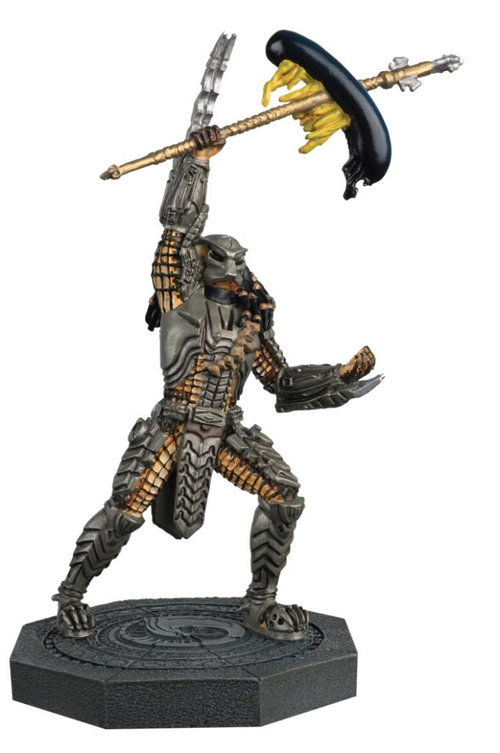 Alien Predator: Statue Coll #2 Scar Predator 19 cm