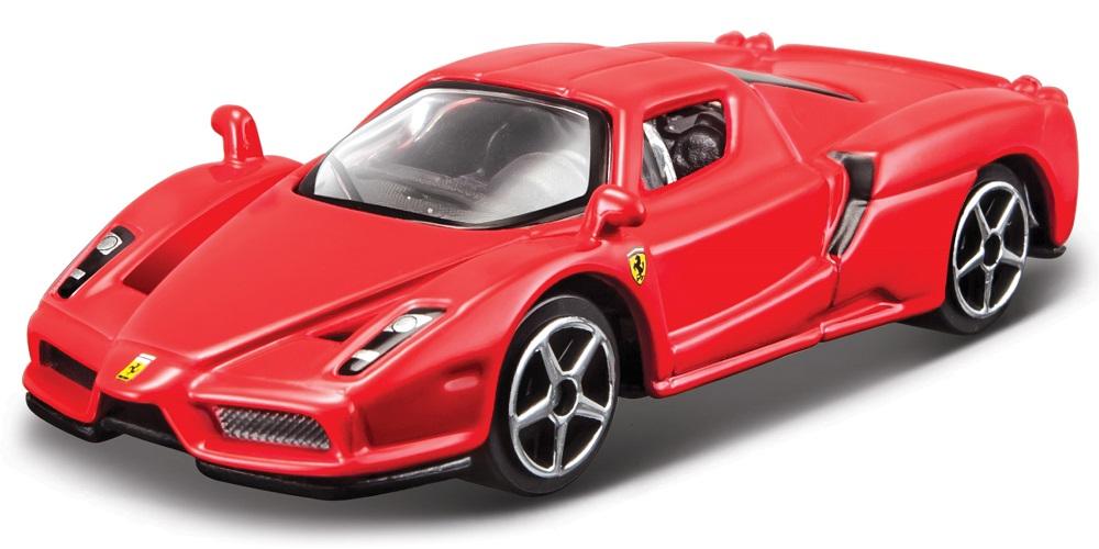 Ferrari Enzo Race & Play 1:64 (Red/Vermelho)