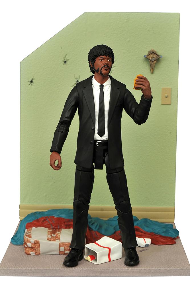 Action Figure Series 1 Pulp Fiction - Jules 18 cm