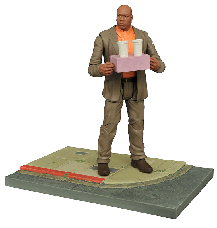 Action Figure Series 1 Pulp Fiction - Marsellus 18 cm