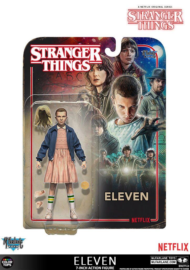 Stranger Things Action Figure Eleven 14 cm