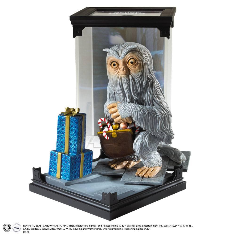 Fantastic Beasts Magical Creatures Statue Demiquise 18 cm