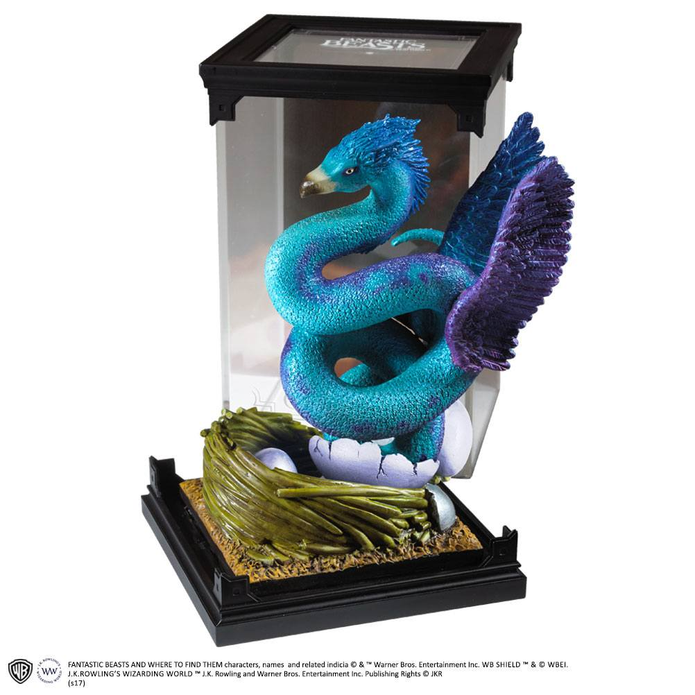 Fantastic Beasts Magical Creatures Statue Occamy 18 cm