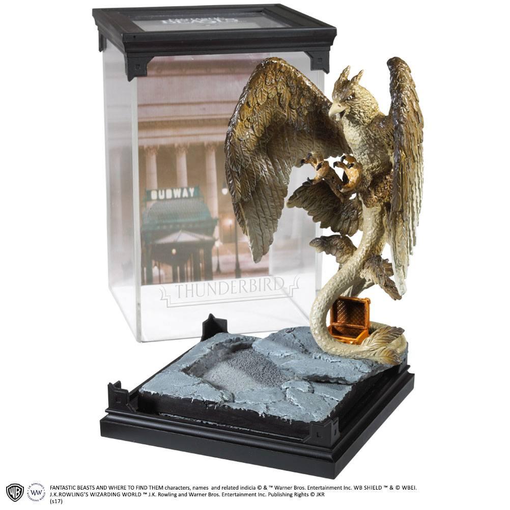 Fantastic Beasts Magical Creatures Statue Thunderbird 18 cm