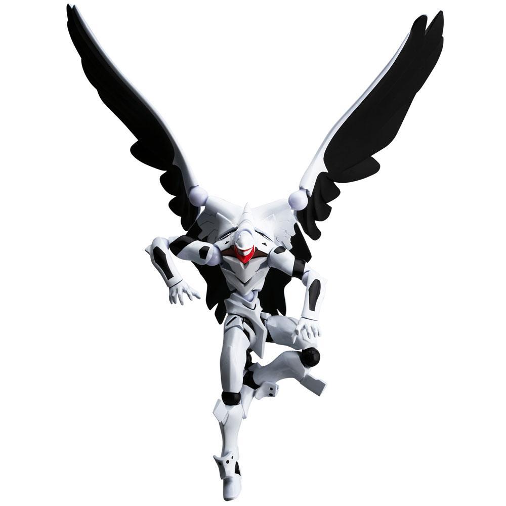 Evangelion Evolution AF Revoltech EV-009 Eva Mass Production Model Comic