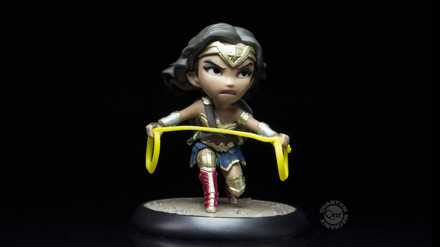 Justice League Movie Q-Fig Figure Wonder Woman 10 cm