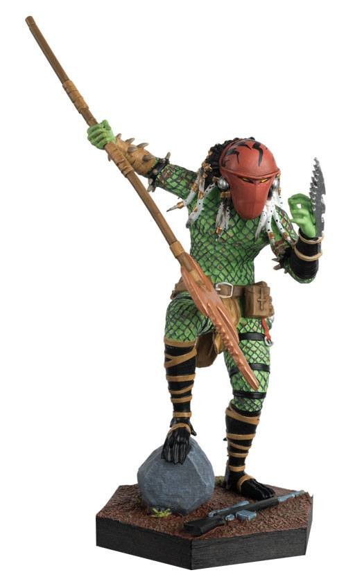 The Alien & Predator Figurine Collection Homeworld Predator 15 cm