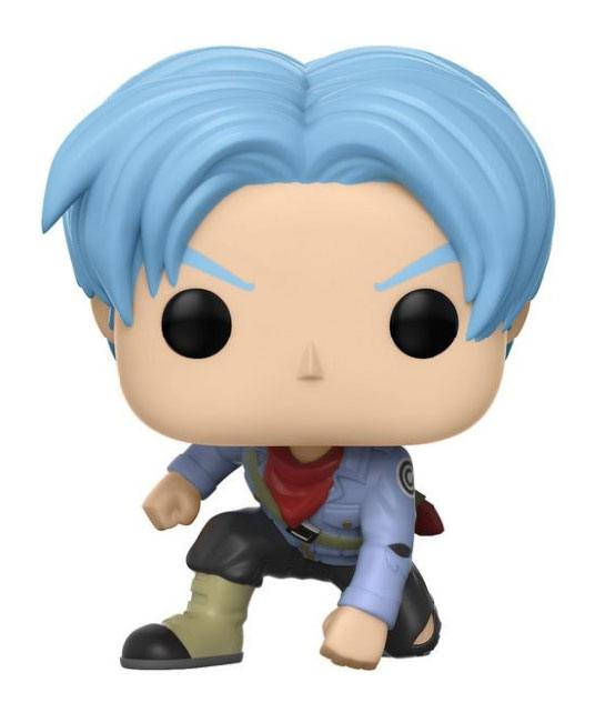 Dragonball Super POP! Animation Vinyl Figure Future Trunks 10 cm