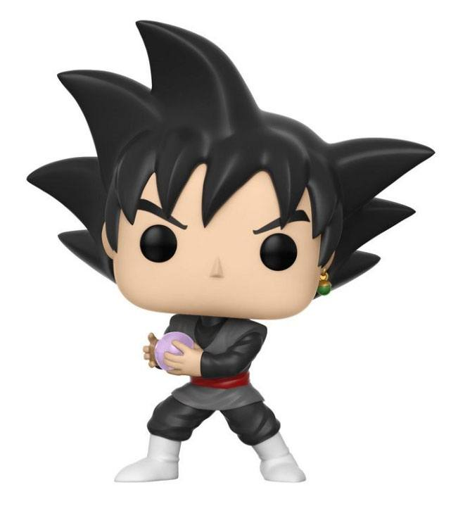 Dragonball Super POP! Animation Vinyl Figure Goku Black 10 cm