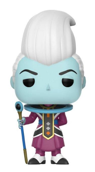 Dragonball Super POP! Animation Vinyl Figure Whis 10 cm