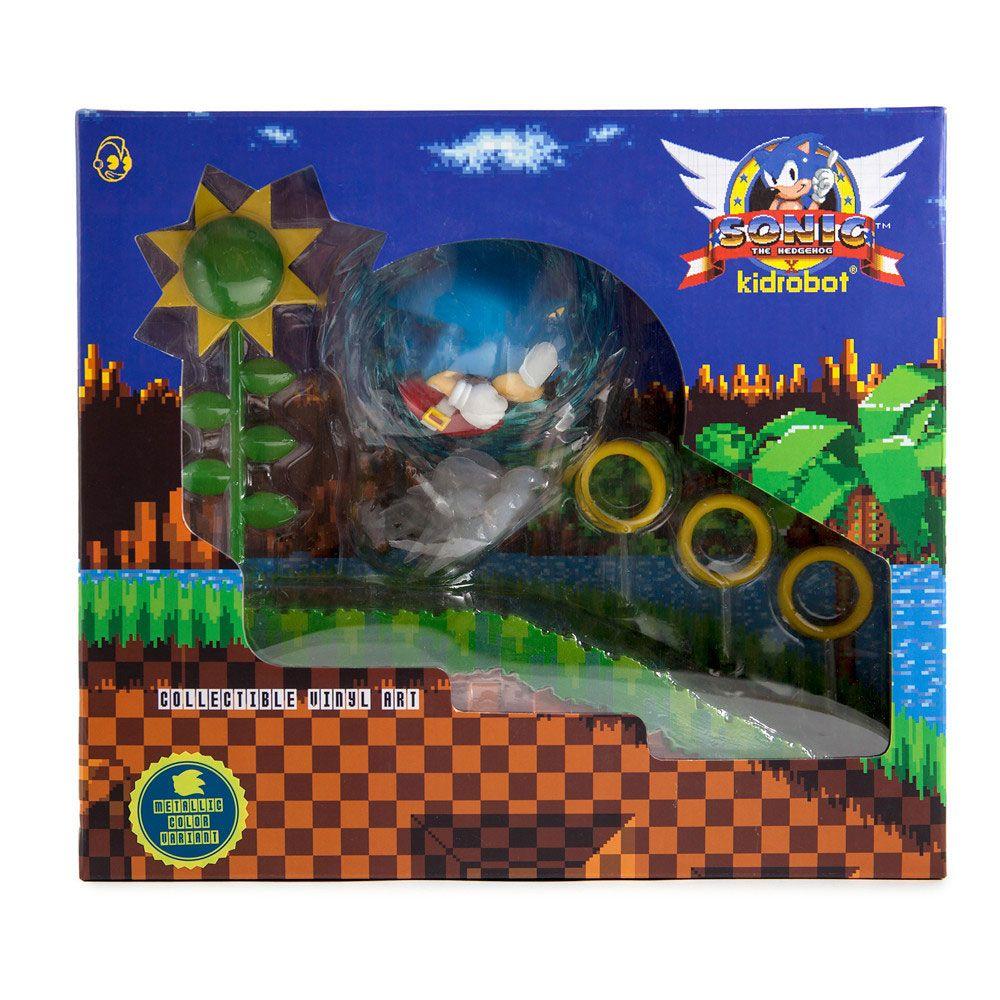 Sonic the Hedgehog Vinyl Figure Sonic 17 cm