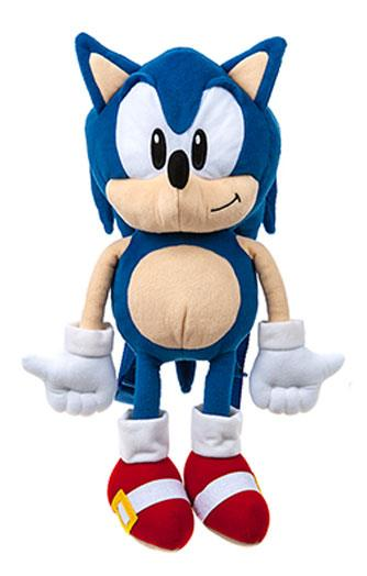 Sonic the Hedgehog Plush Backpack Sonic 45 cm
