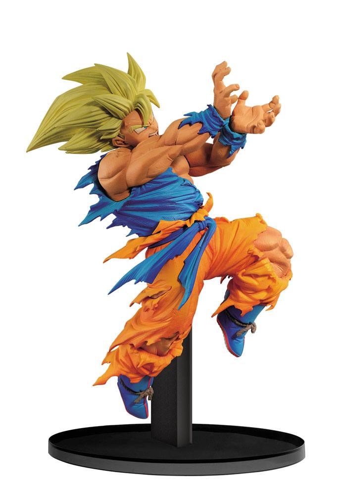 Dragonball Z BWFC Vol. 1 Figure Goku by Hiroyuki Nakazawa 16 cm