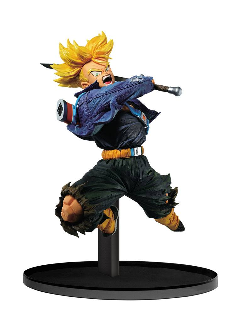 Dragonball Z BWFC Vol. 2 Figure Trunks by Varoq 18 cm