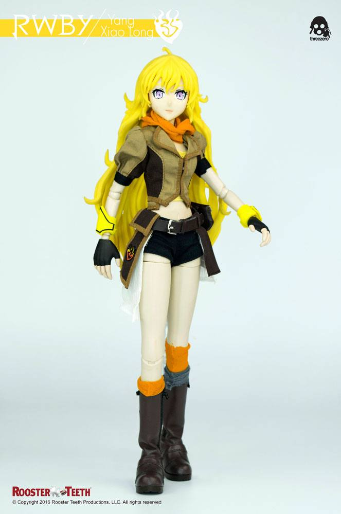 RWBY Action Figure Yang Xiao Long 33 cm