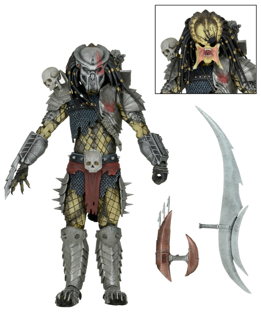 Action Figure Ultimate Scarface Predator (Video Game Appearance) 20 cm
