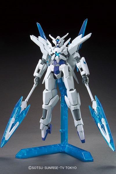 HGBF High Grade Gundam Transient 1/144
