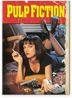Íman Pulp Fiction Flat Magnet