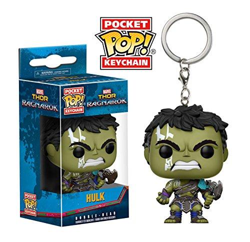 Funko Pocket POP! Marvel Keychain Thor Ragnarock - HULK Gladiator