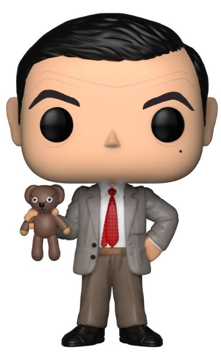 Pop! TV: Mr. Bean - Bean Vinyl Figure 10 cm