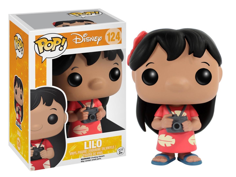 Pop! Disney: Lilo & Stitch - Lilo Vinyl Figure 10 cm