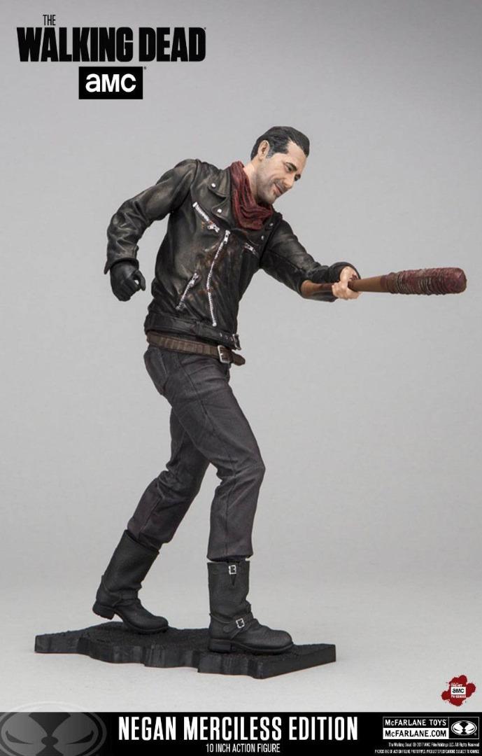 The Walking Dead TV Version Deluxe Action Figure Negan Merciless Edt. 25 cm