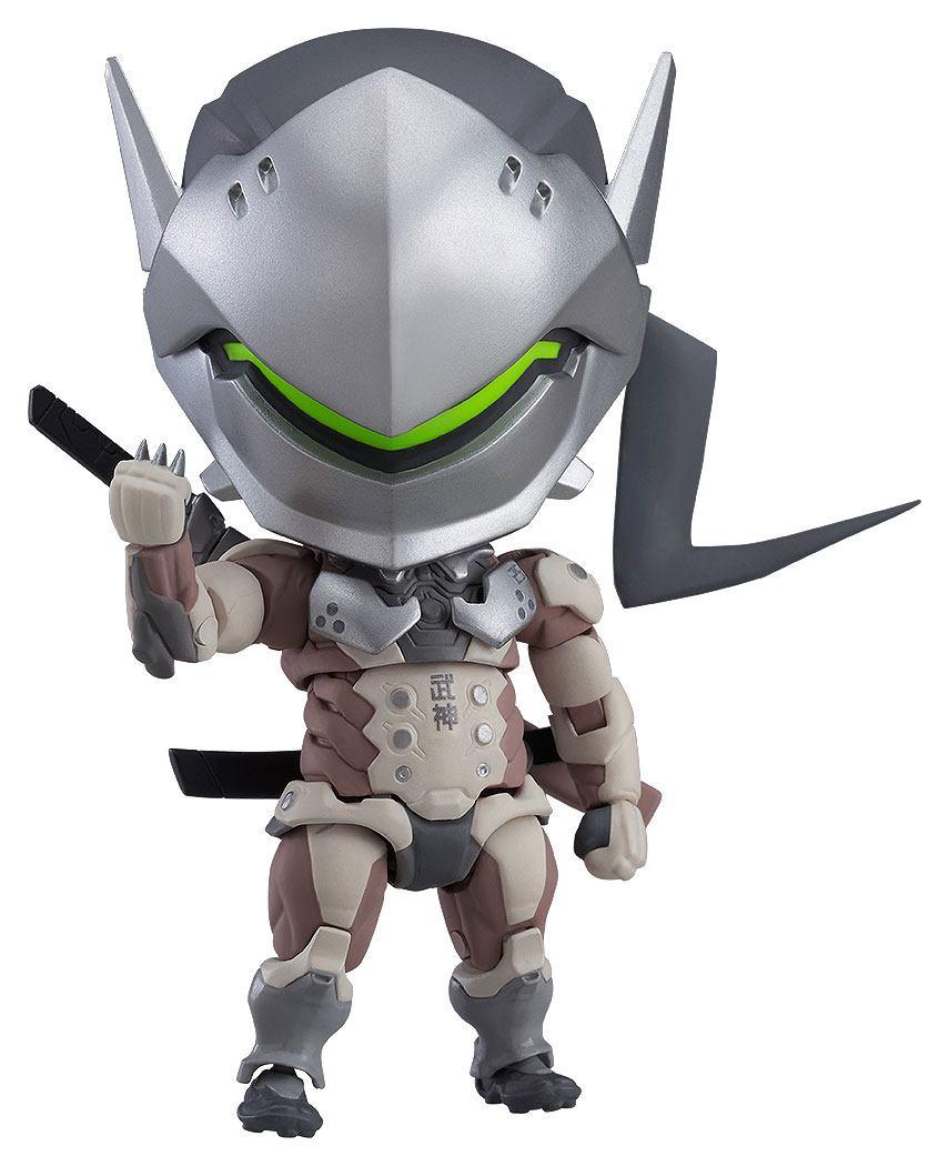 Overwatch Nendoroid Action Figure Genji Classic Skin Edition 10 cm