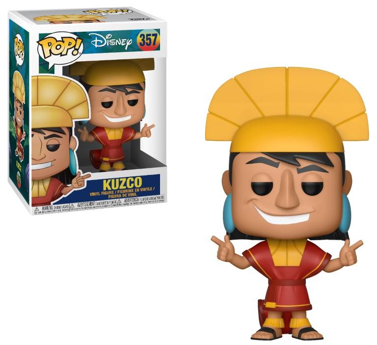 Pop! Disney: Emperors New Grove - Kuzco Vinyl Figure 10 cm