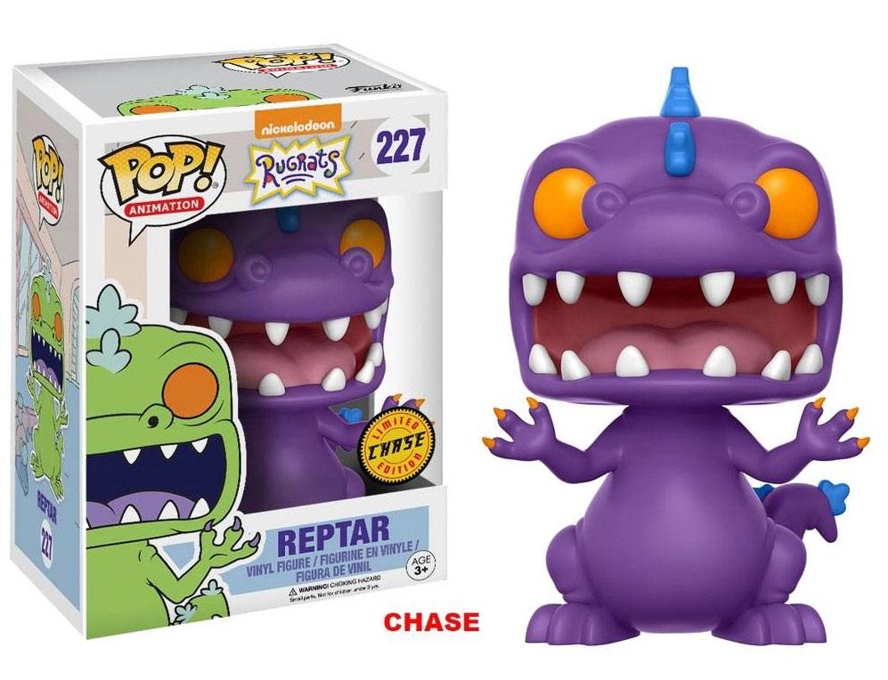 Pop! TV: Nickelodeon 90'S TV - Rugrats - Reptar Chase Vinyl Figure 10 cm
