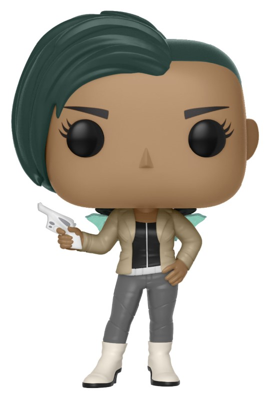Pop! Comics: Saga - Alana with Gun Vinyl Figure 10 cm