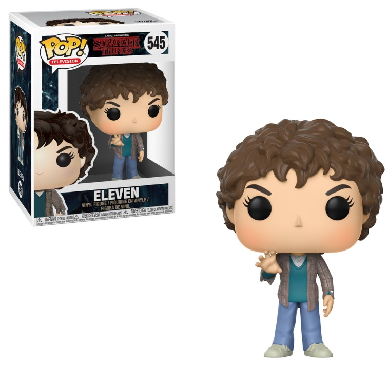 Pop! TV: Stranger Things Wave 3 - Eleven Vinyl Figure 10 cm