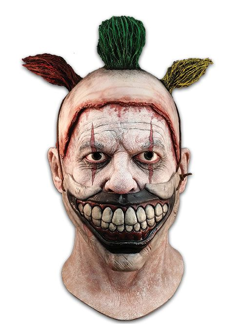 American Horror Story Latex Mask Twisty the Clown